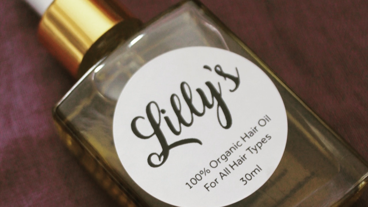 Lilly's Hair Oil